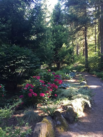 Ithilien-Our Garden Acreage in the Rural Highlands - Scappoose