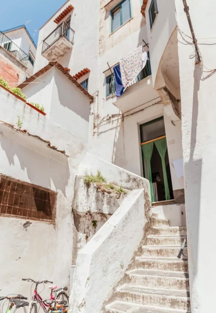 La casa nel borgo di Atrani