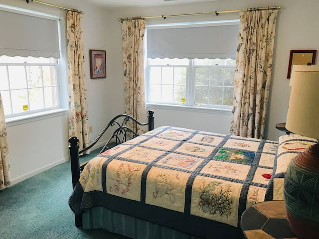 Private Rockingham County Guest Suite
