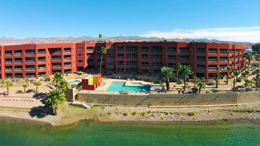 Luxurious Condo#6 on the Colorado River/LaughlinNV