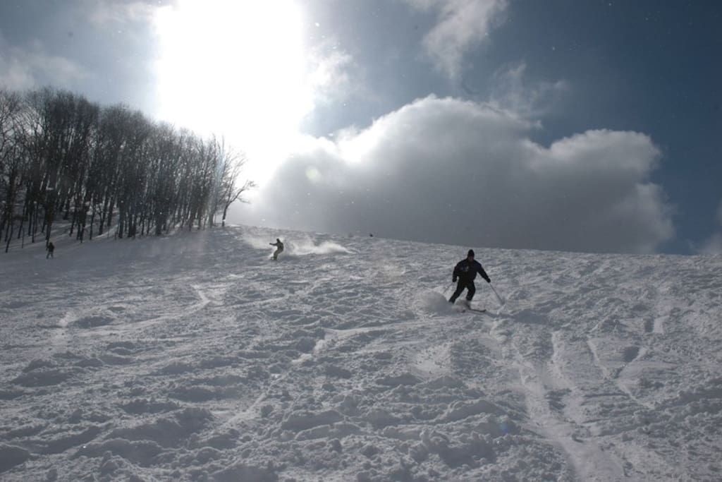 """The Meadows"" at Cataloochee Ski Resort"