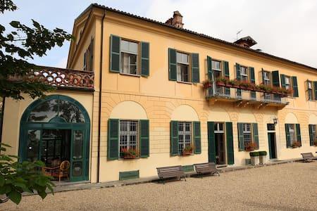Villa del '700 nel Monferrato - Solonghello