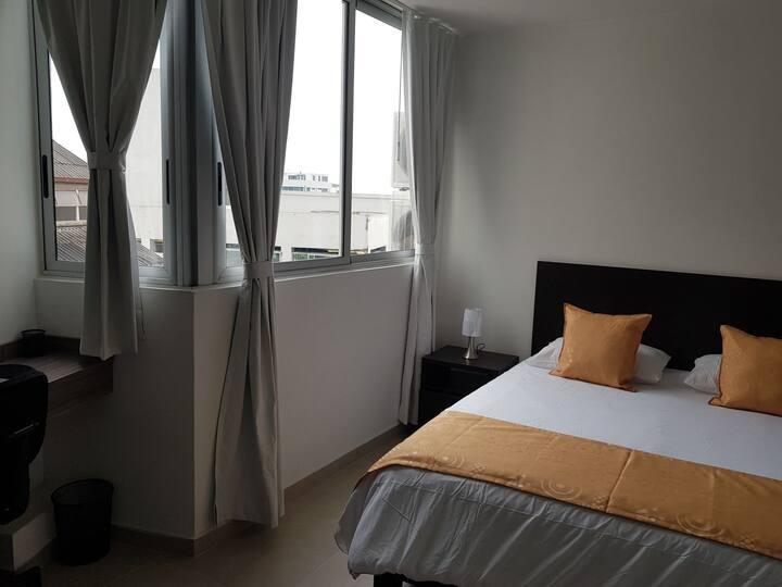 502 Moderno Aparta-Suite en Versalles Tipo Loft