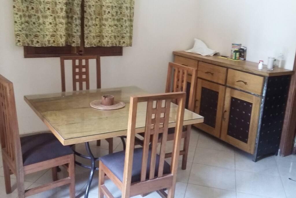 Living et salle à manger