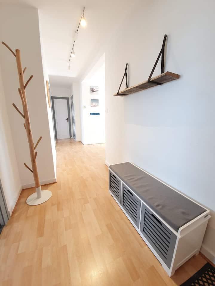 Spacieux moderne appartement au cœur de la Baule