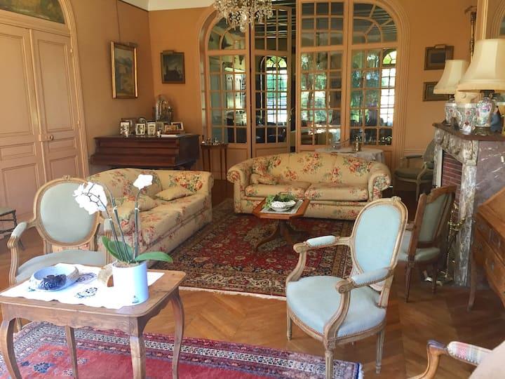 1 Chambre d'hôtes Manoir XIX