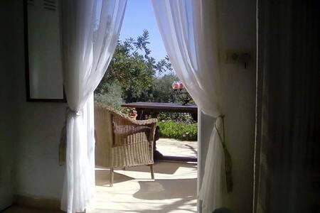 El Alamo - finca en el campo con piscina - Castelló - 公寓
