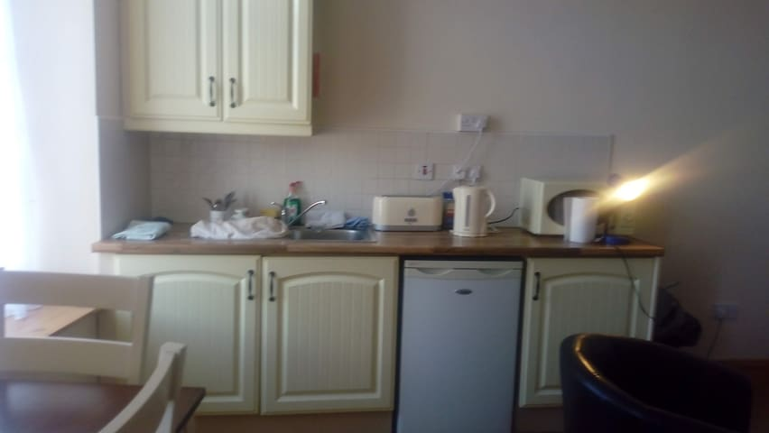 No-1-Limerick Center Flat for Adult W-End Away!