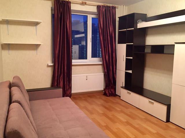Отличная квартира ждёт своих гостей!!!