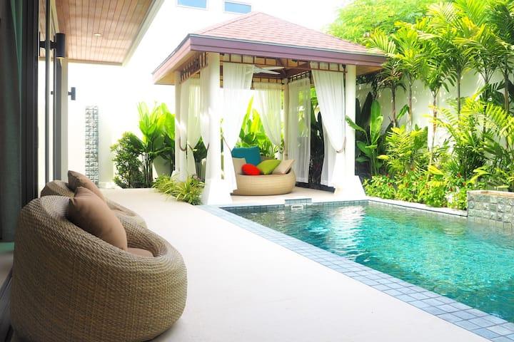 Private Pool Villa near Rawai Beach