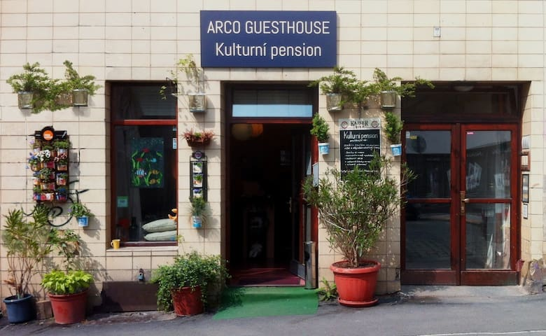 ARCO Guesthouse 5 - History & Culture