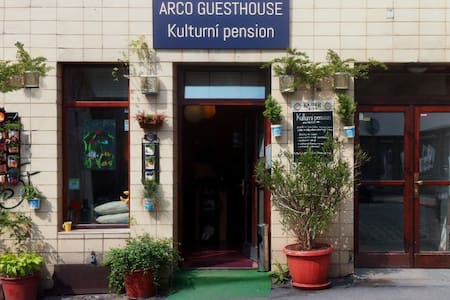ARCO Guesthouse - History & Culture - Prague