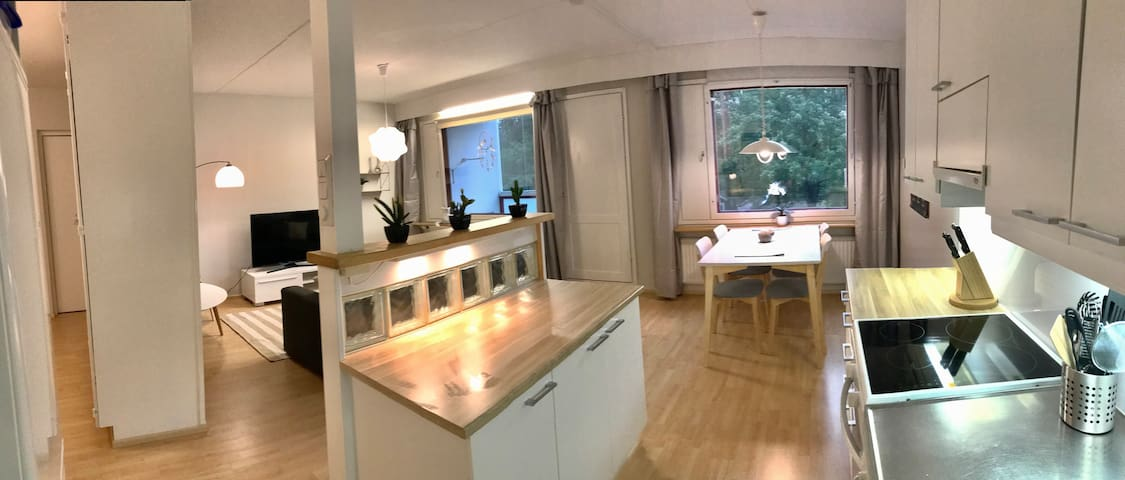 Welcome Home! - Clean & Comfortable Flat in Oulu