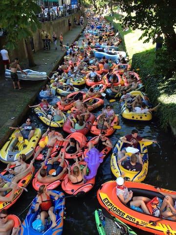 Rubberbootjes festival