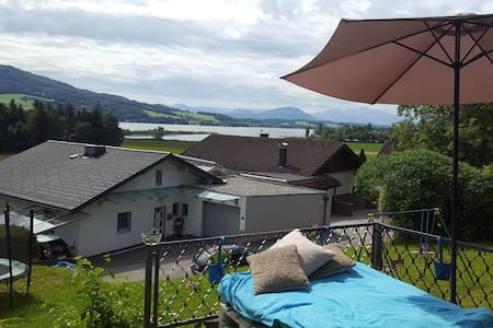 Nice room in Salzburg/Seeham directly at the lake!