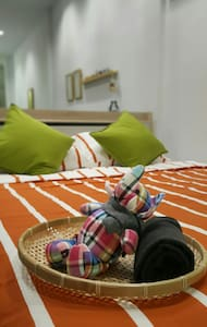 Bright & Clean place in mid of BKK - Pathumwan  - House