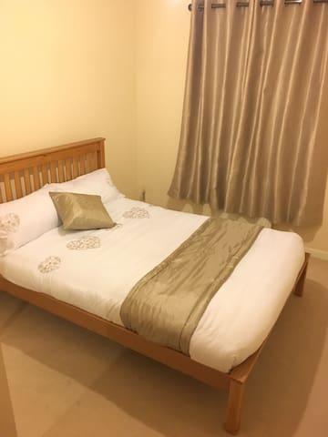 Cozy double room, modern apartment - Aberdeen - Appartamento