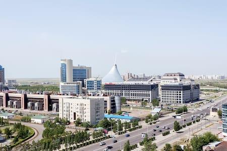 Апартаменты с шикарным видом на Астану - Astana