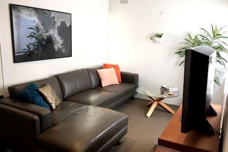 2 Bed, Cronulla Rooftop Apartment - Cronulla - Daire