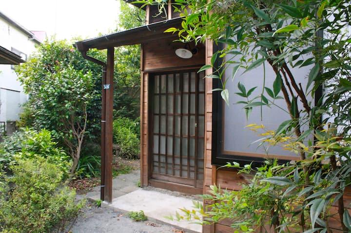 GoTo対象 Grandma's House in Zushi(無料駐車場あり)