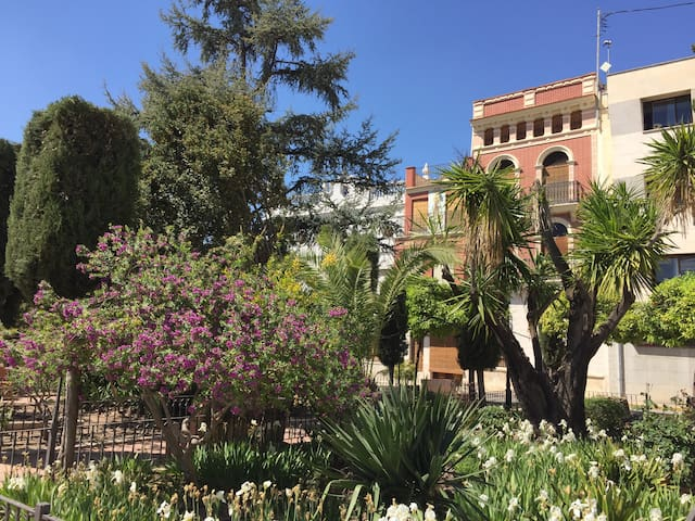 Casa de la Plaça - Alberic - 一軒家
