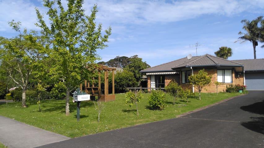 Landing Treasure - Auckland - House