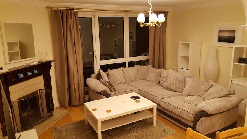3 Bed Apartment Ballsbridge - Ballsbridge - Apartemen