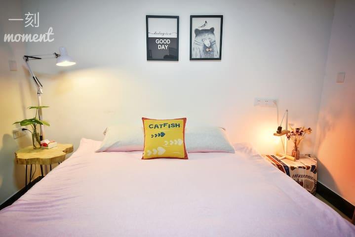 room薄荷,开元寺旁边的手艺者的家 - Quanzhou Shi - Apartment