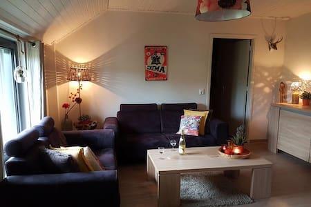 Luxe vakantiewoning midden in het Heuvellandschap. - Epen - Wohnung