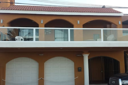 BEACH HOUSE WITH AMAZING OCEAN VIEW!!! - San Felípe