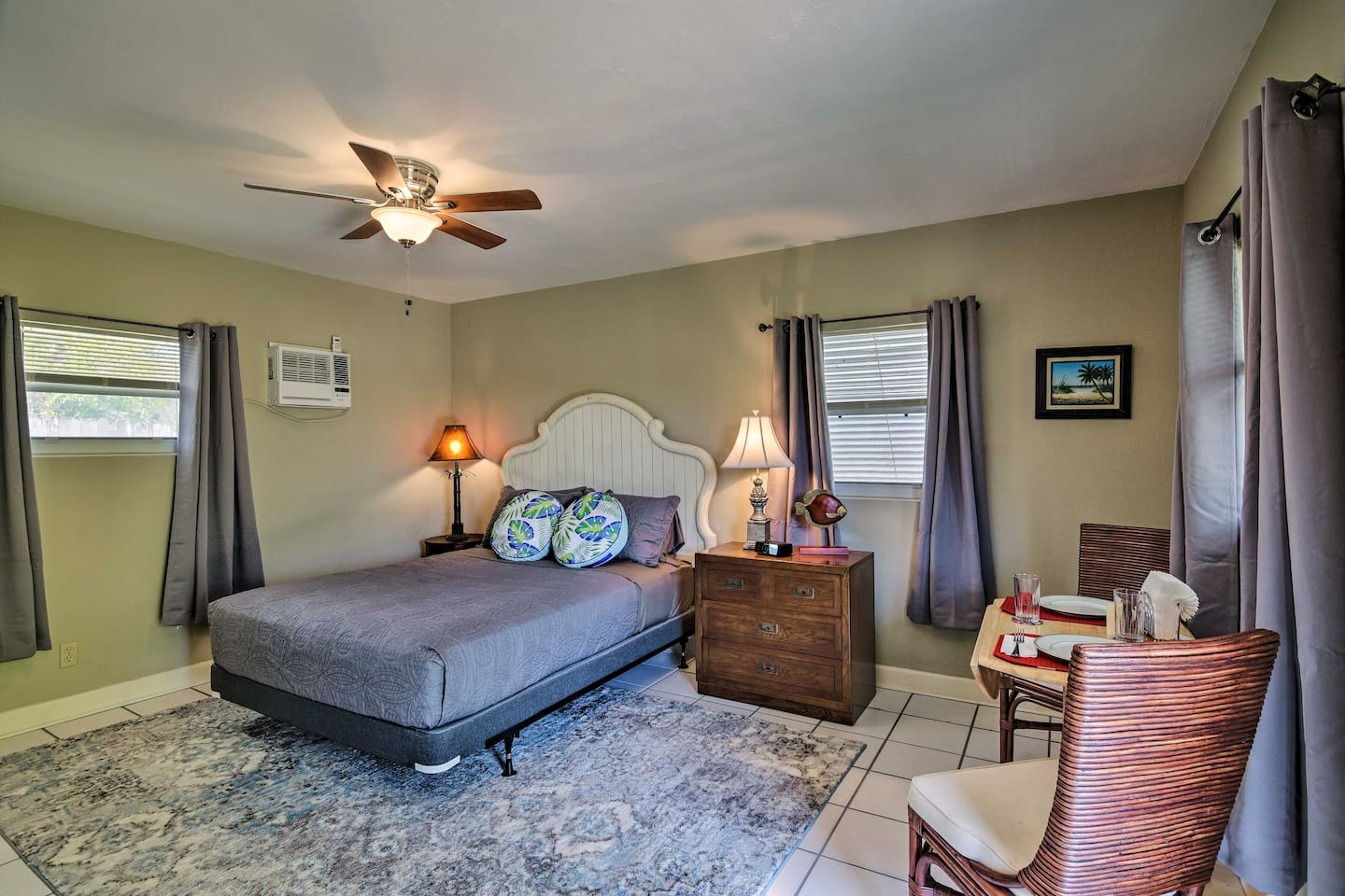 You and your loved one will truly cherish this West Palm Beach vacation rental!