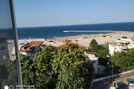 The Sunny Seashore Apartment