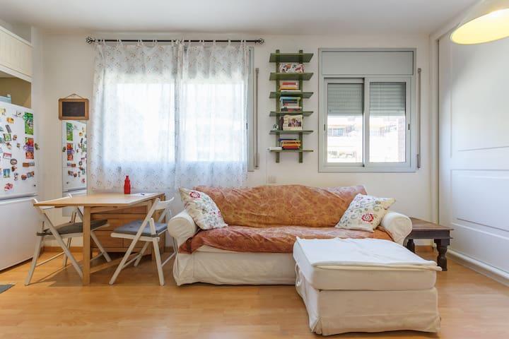 Loft con encanto ideal familias con niños pequeños - Sant Feliu de Llobregat - Loft