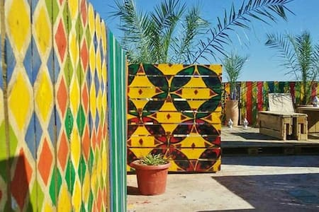 HOME B&B Double Room Medina - Marrakesh