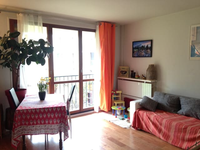 Appartement confortable entre Paris et Versailles - Chaville - Huoneisto