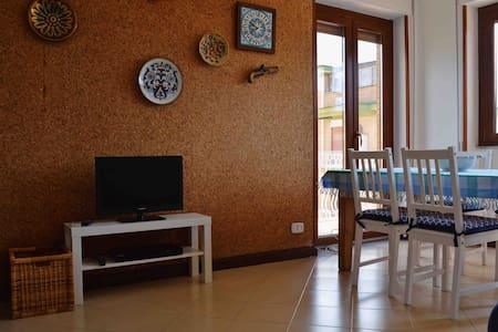 Casa Malu a 2 passi dal mare