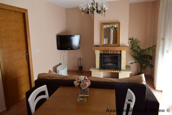 Apartamentos El Horno 2I