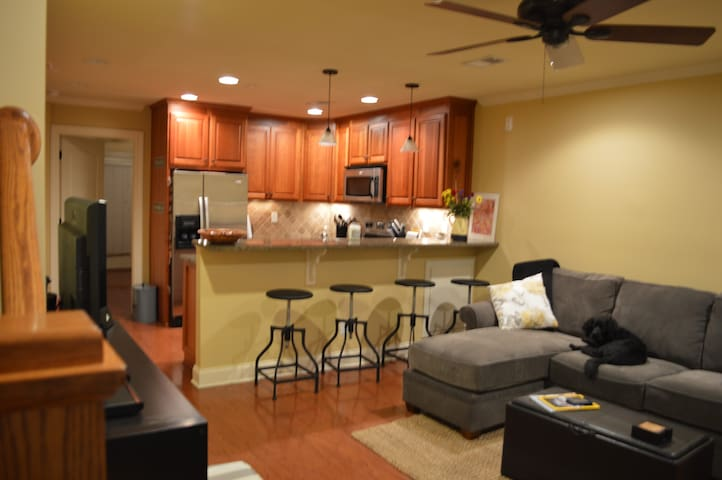 private room with on-suite bathroom - Clemson - Condo