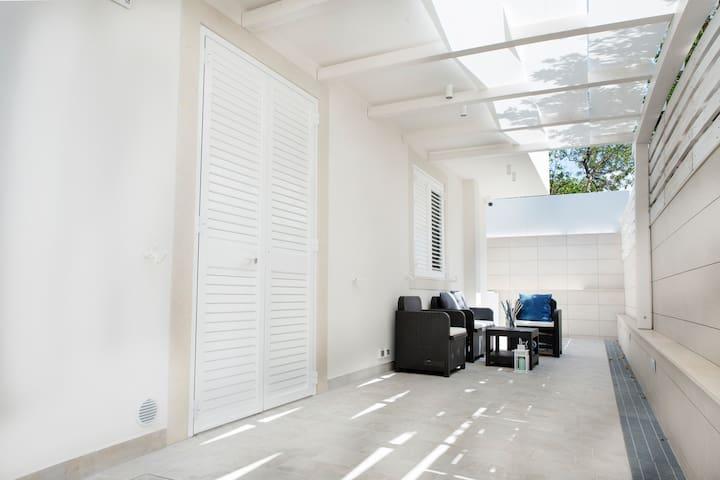 appartamento con veranda Marina di Modica