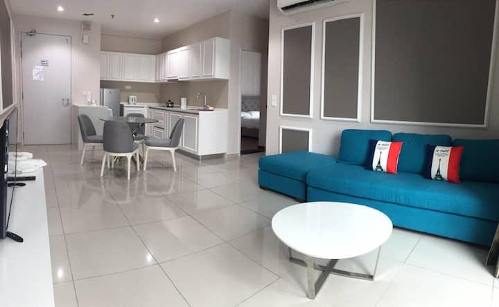 2BR i-Soho Apartment > I City [Yuuki Homestay]