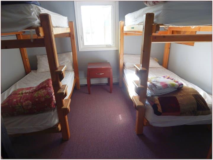 (B01) CoEd Balcony Dorm/Bunk Bed