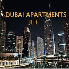 Dubai Apartments Jlt is the host.