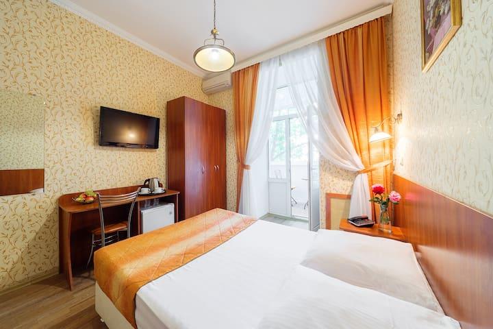 Отель Тоника, двухместный номер