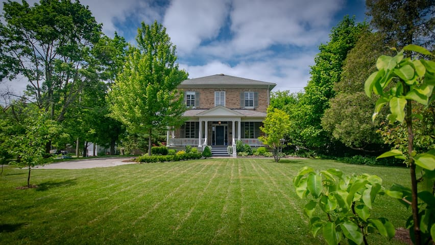 1850s heritage home on Quality Hill