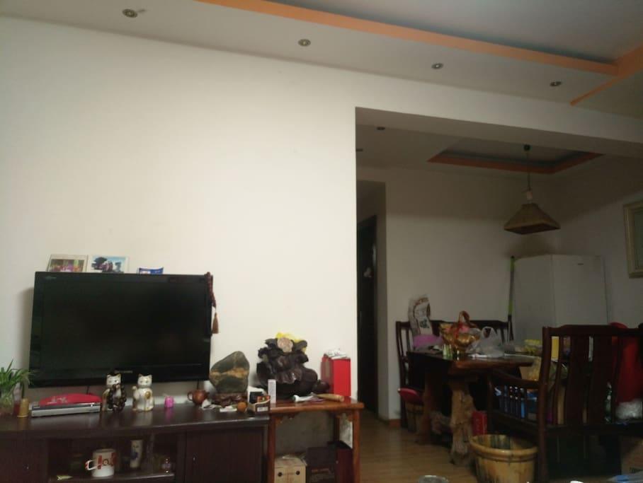 客厅沙发视角
