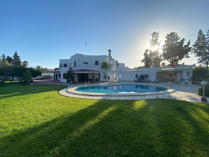 la villa des jasmins