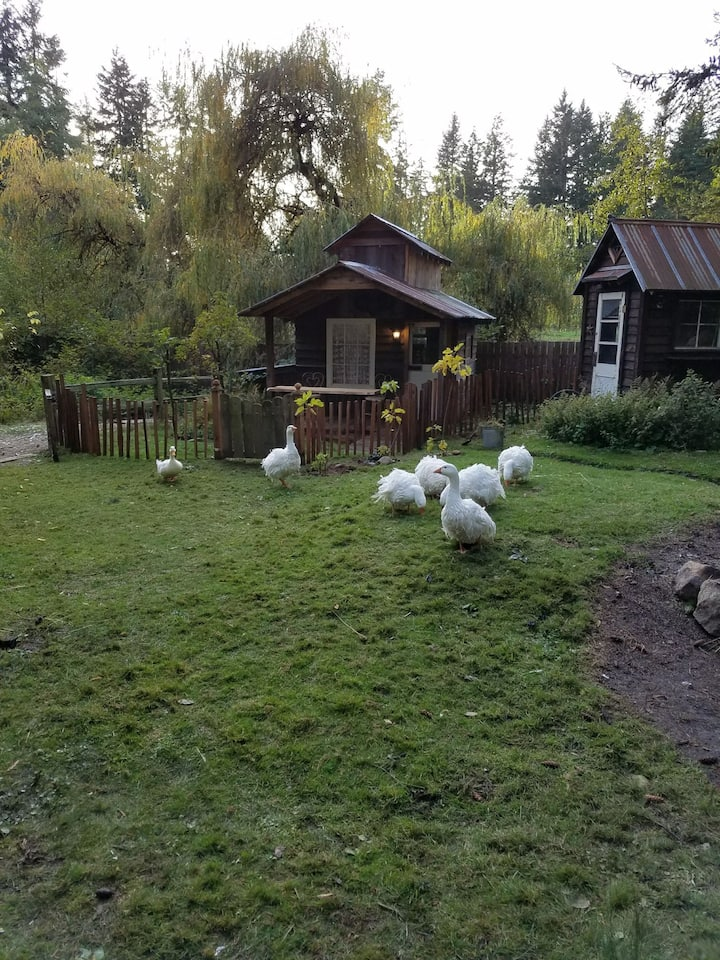 Mother Goose Cabin