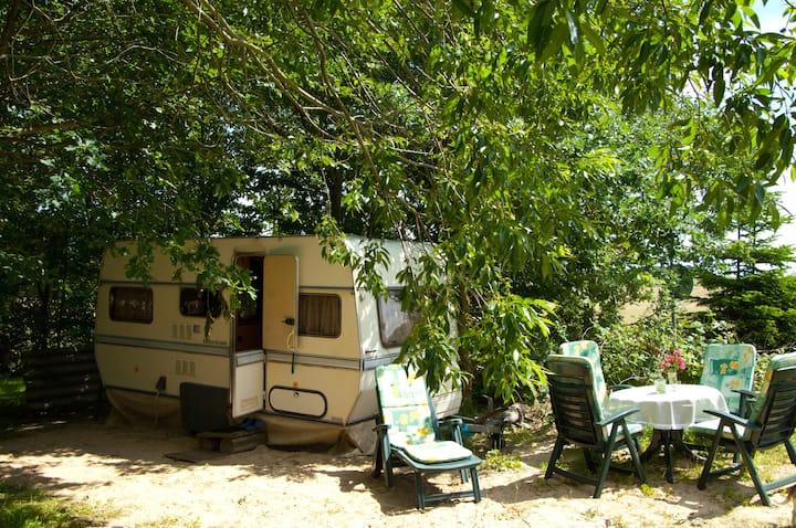 Wohnwagen für Naturliebhaber und Ruhesuchende