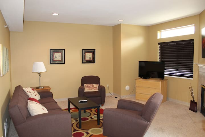 Perfect Apartment Next to MU and Downtown