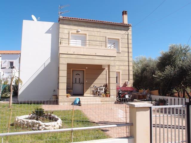 John's House - Pazinos - Hus